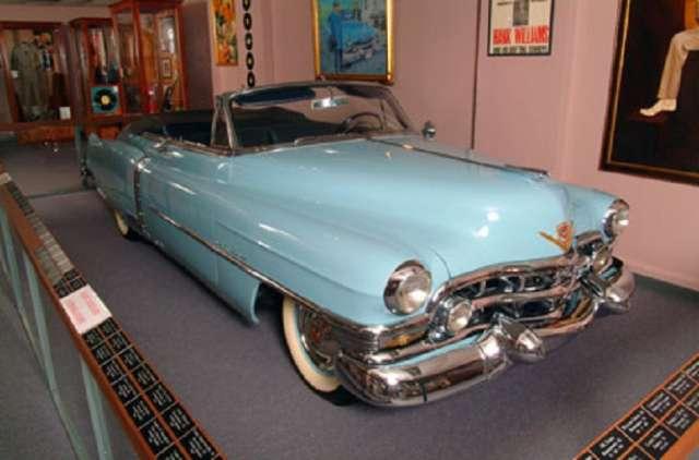 Hank Williams death car