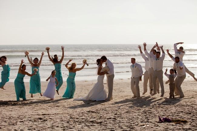 wedding-party-on-the-beach